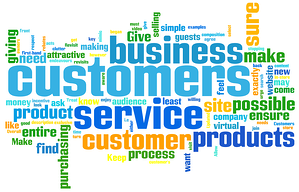 Offering great customer service is a great way to keep your online customers coming back.