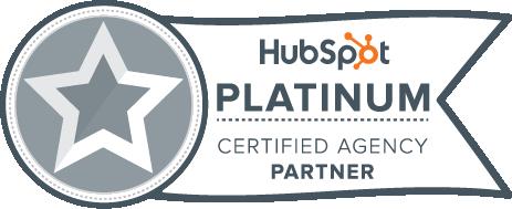 We partner with HubSpot to design your SaaS website on the best marketing platform