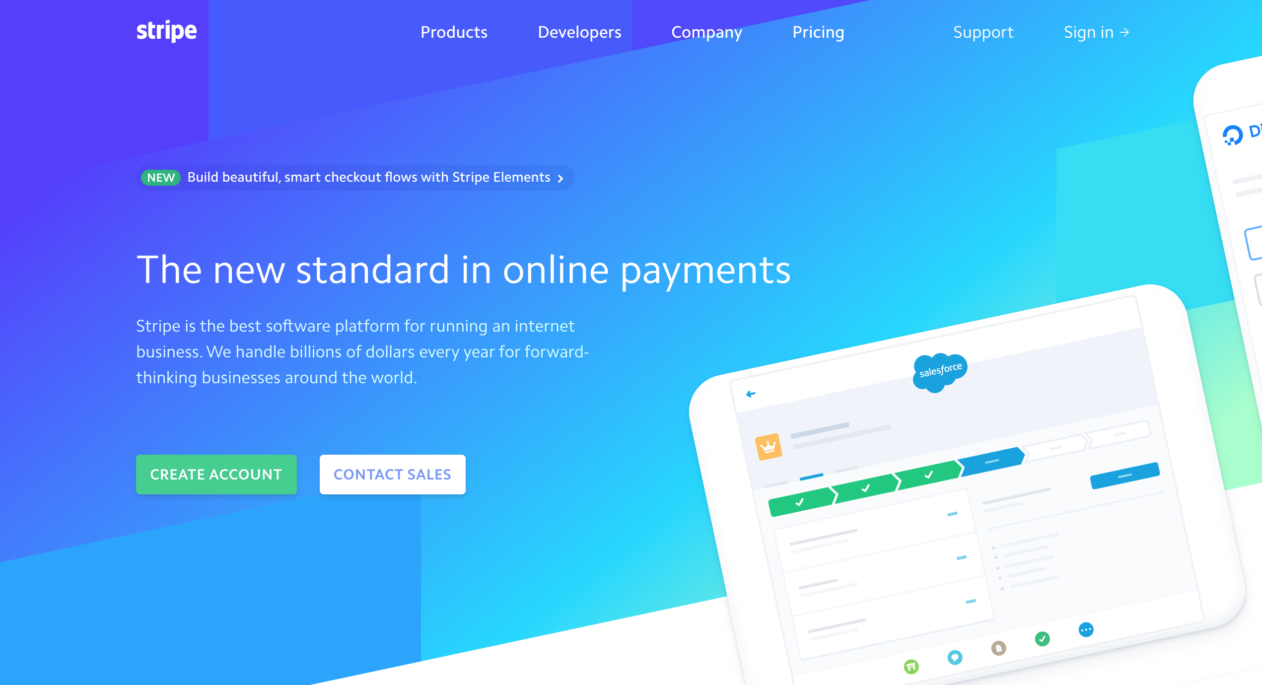 stripe saas automation payment