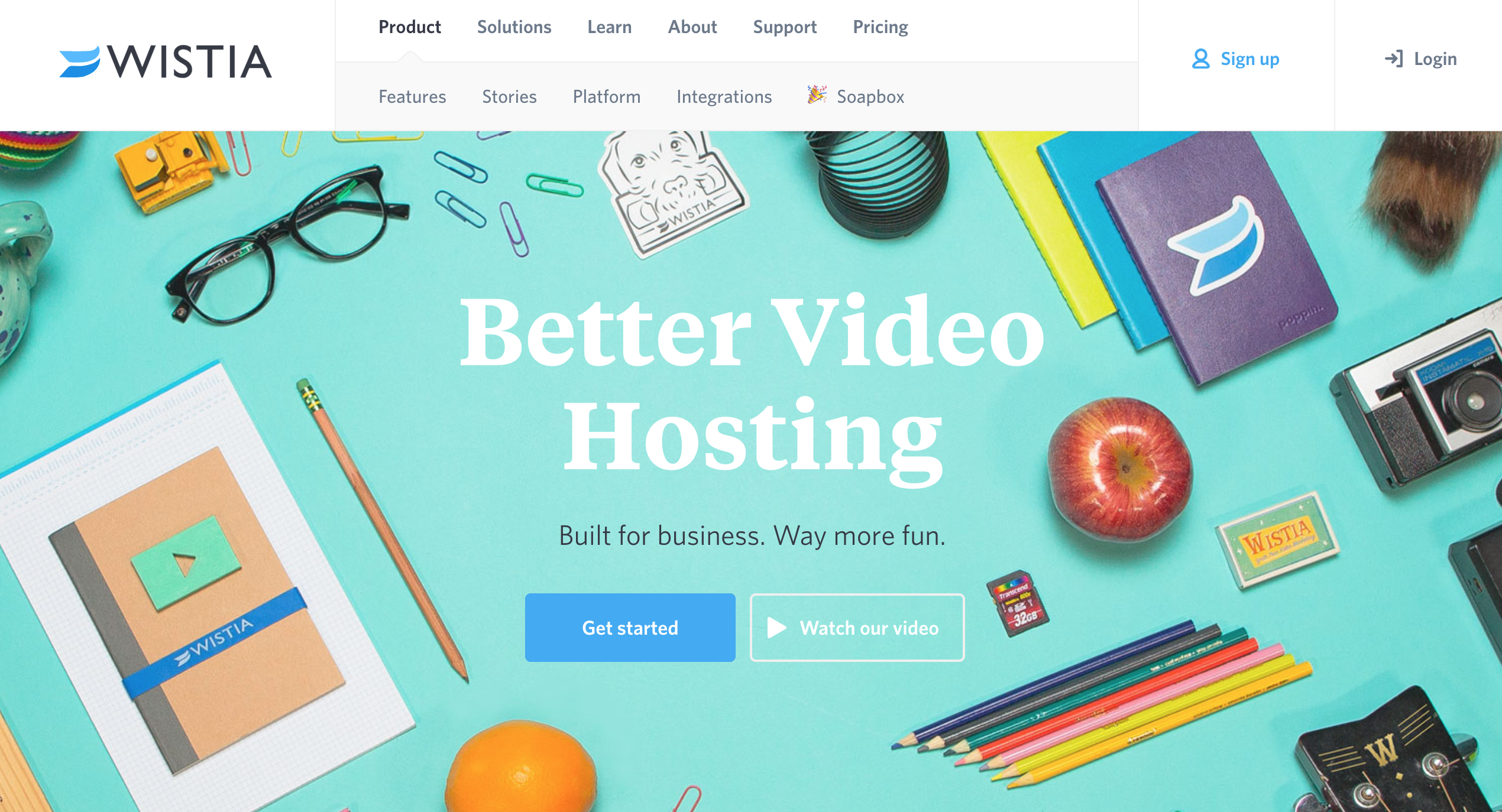 wistia video automation for SaaS
