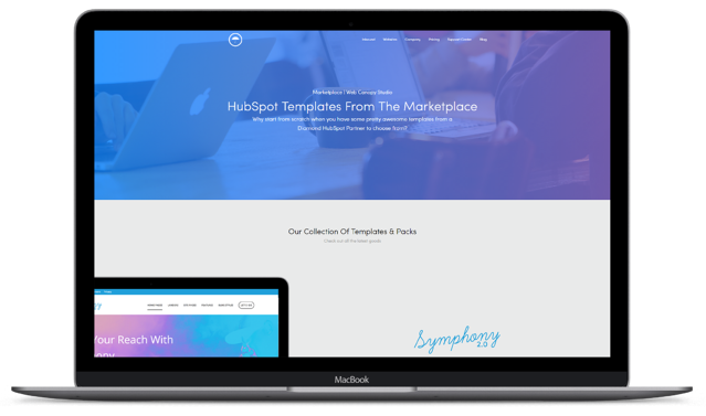 support center marketplace for hubspot