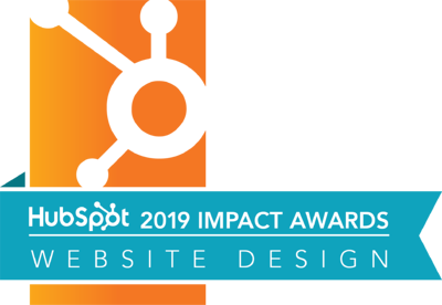 Winner of the Impact Award For Web Design
