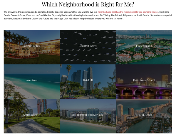 miami neighborhoods