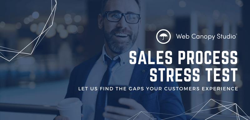 sales process stress test