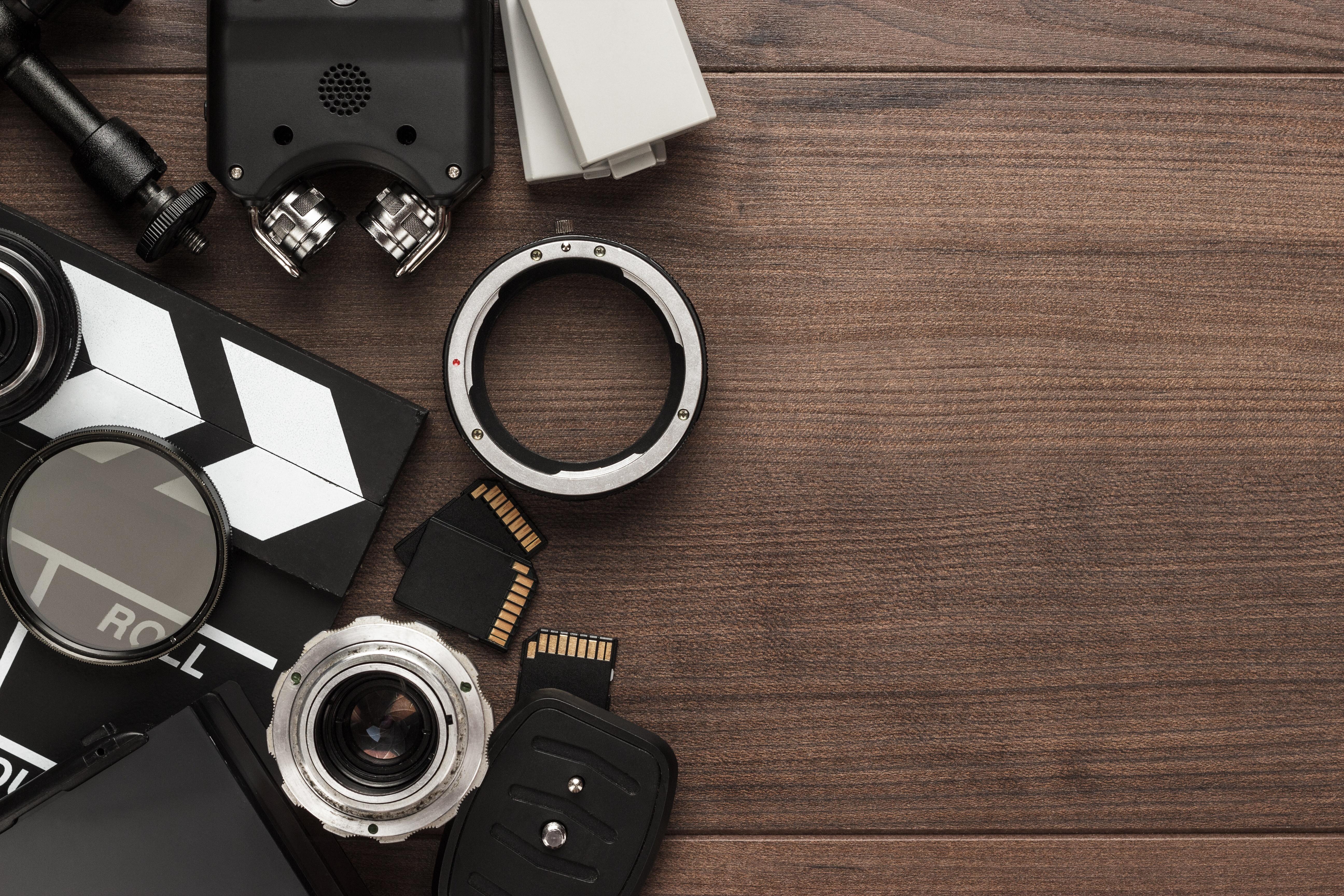 different-video-equipment-PFGUTNX