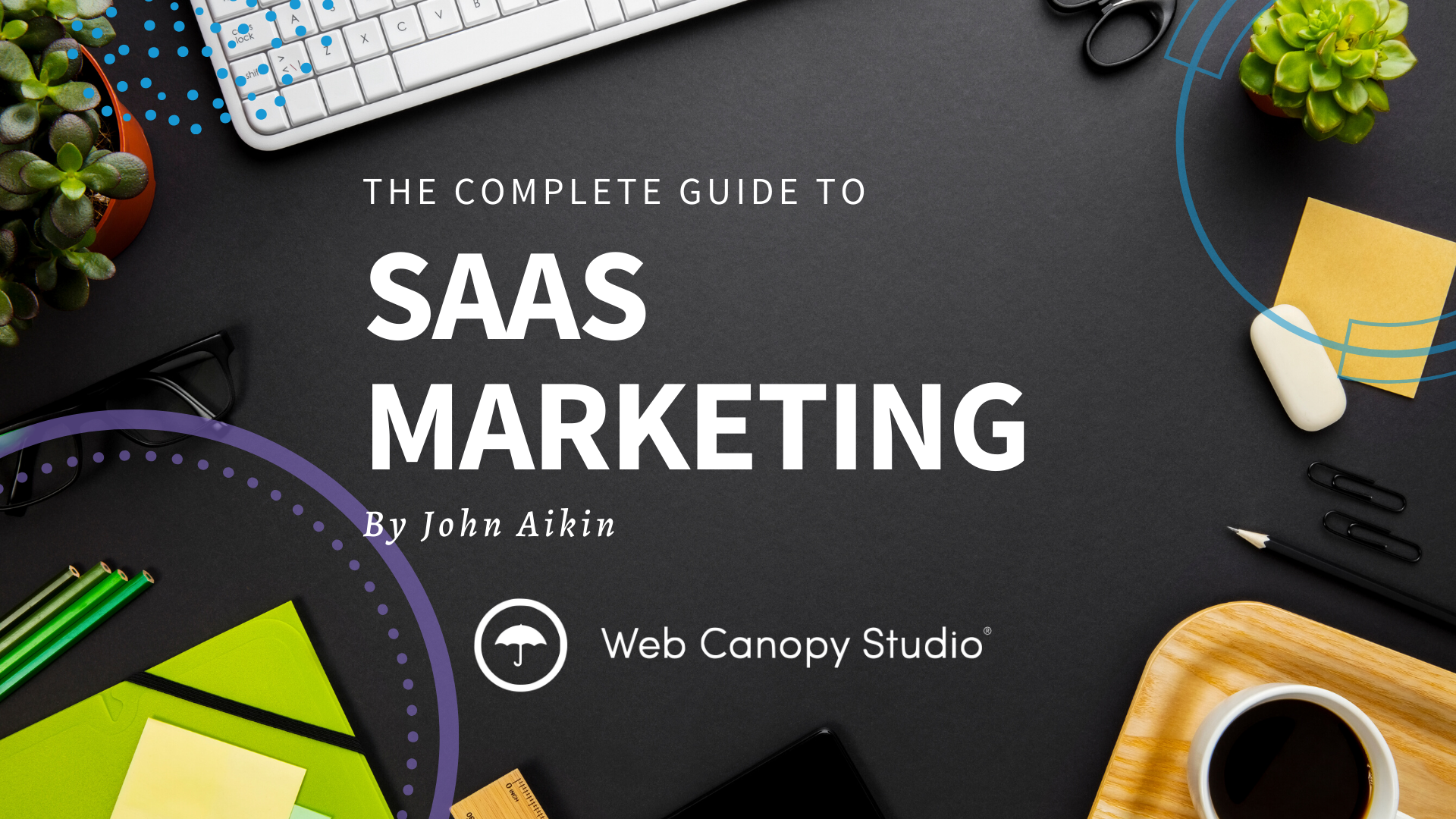 The complete guide to what is SaaS marketing, including how-to's, SaaS funnels, and so much more for improving conversion rates and increasing your free trials and demos